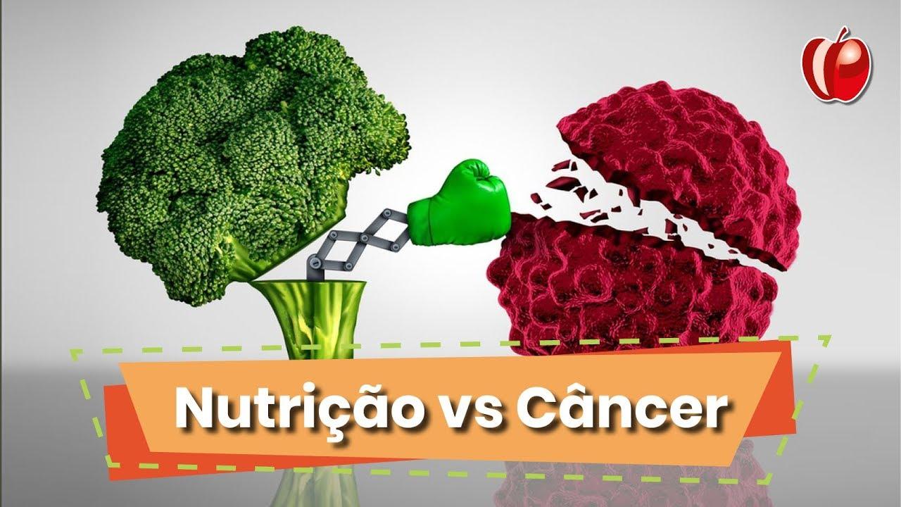 Resultado de imagem para imagem sobre nutrição e cancer