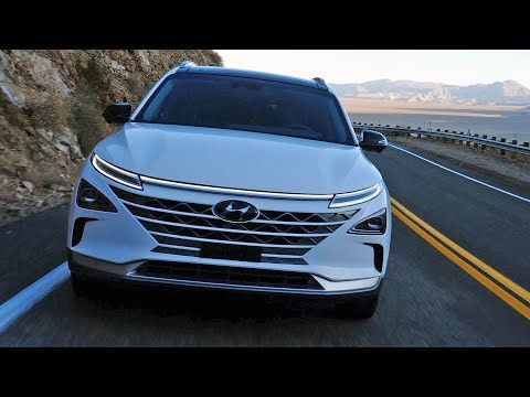 Hyundai Nexo 2019 Fuel Cell SUV Is this the Future
