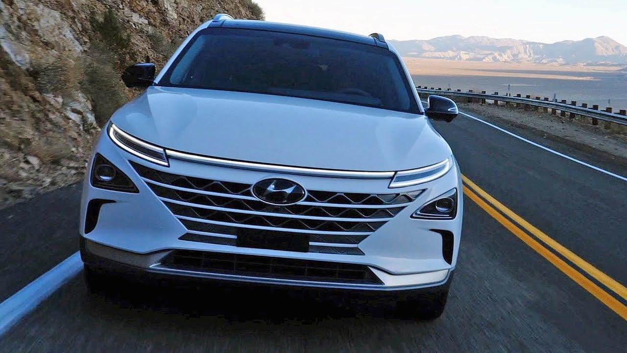 Hyundai Nexo (2019) Fuel Cell SUV – Is this the Future? - Dauer: 6 Minuten, 37 Sekunden