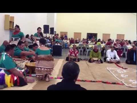 Tongan Kava Ceremony