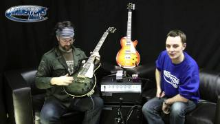 Epiphone Les Paul Ultra II - Awesome Andertons Deal