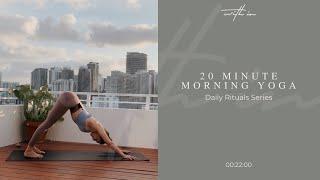 20 Minute Morning Yoga