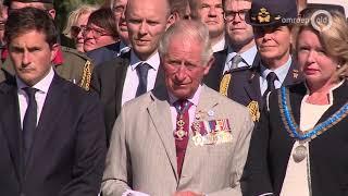 Charles herdenkt Poolse slachtoffers in Driel
