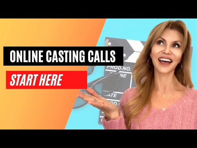 What You Need to Know Before Submitting to Online Casting Sites
