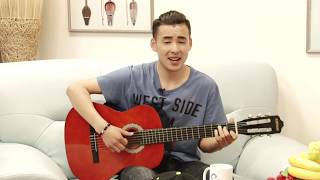 Rauf Faik - Я люблю тебя  чыгармасын гитарада Бекзат мыкты аткарды!!!
