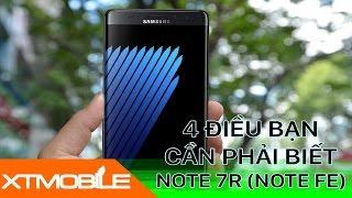 Video XTmobile TT#2 | Samsung Galaxy Note 7R (Note FE) 4 điều bạn phải biết trước khi đặt mua download MP3, 3GP, MP4, WEBM, AVI, FLV November 2018