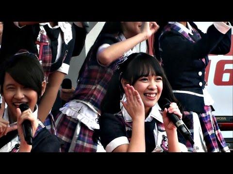 JK48 Team T - Te wo Tsunaginagara #HondaDayID2016