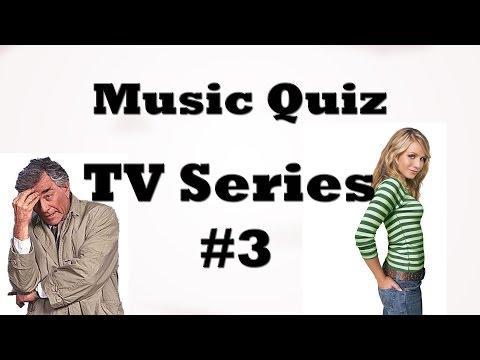 Music Quiz - TV Series #3