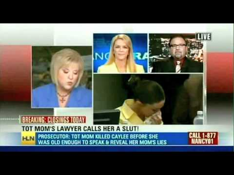 Criminal Defense Lawyer Dwane Cates on the Nancy Grace Show on HLN.