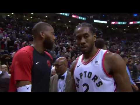 Milwaukee Bucks vs Toronto Raptors : December 9, 2018