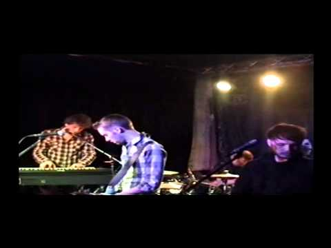 Deerhart - They Don't Deliver (Field Music album launch 10/02/12)