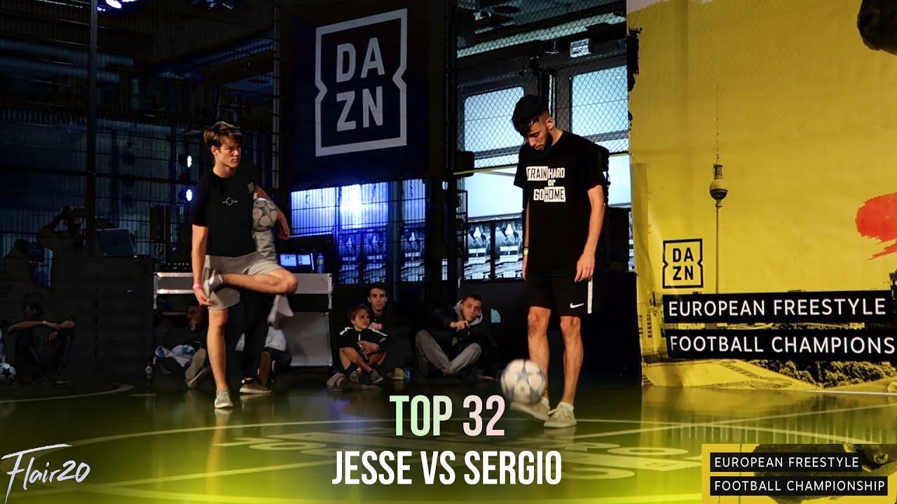 Download Jesse v Sergio - Top 32 | EFFC 2018