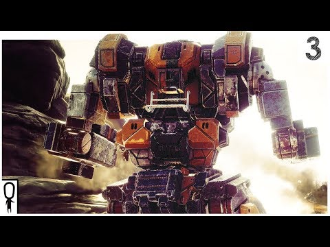 Two Missions For The Price of One - Part 3 - Let's Play BattleTech Gameplay Walkthrough