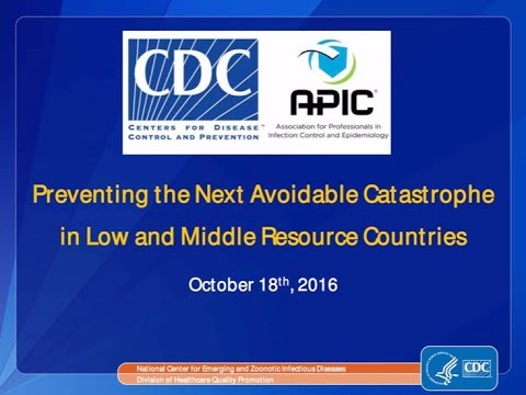 Preventing The Next Avoidable Catastrophe In Low And Middle Resource Countries