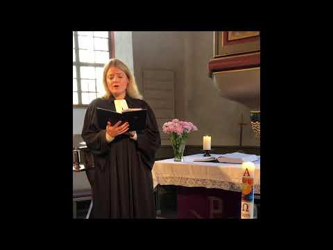 Pfrin Johanna Ruppert - Andacht aus der Ev. Kirche Oberdorfelden