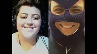 """Baixar Ana Vilela e Masquerade Singer cantam """" Trem Bala """""""