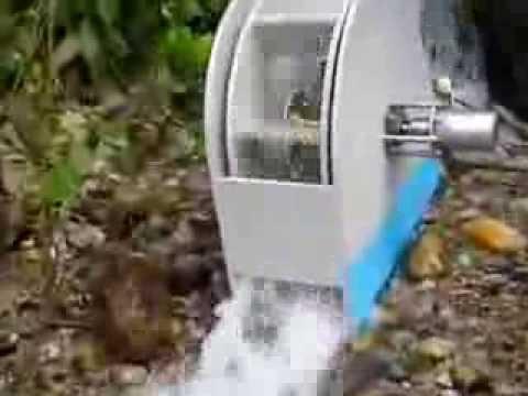 Mini Water Power Generator