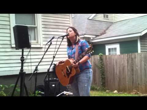Lindsey Hinkle- hesitate cover