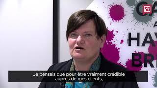 Pascale de Jorna, négociatrice immobilière Proprietes-privees.com (Granville)