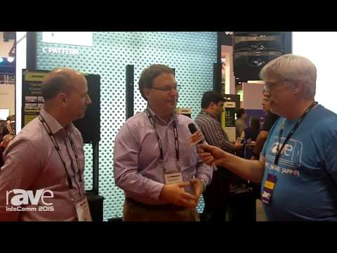 InfoComm 2015: Joel Rollins Talks to Alan and Kyle of Bose About New BosePro Products