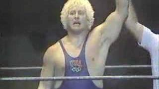 Ken Patera vs Rick McGraw (Superstars of Wrestling - finish)