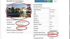 Finding Vacant Houses With The Vacant House Data Feed