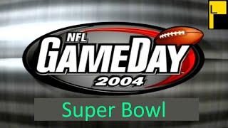 NFL Gameday 2004 Super Bowl Stadiums