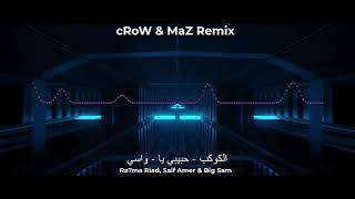 ريمكس الكوكب - حبيبي يا - واسي - DJ cRoW Ft. DJ MaZ