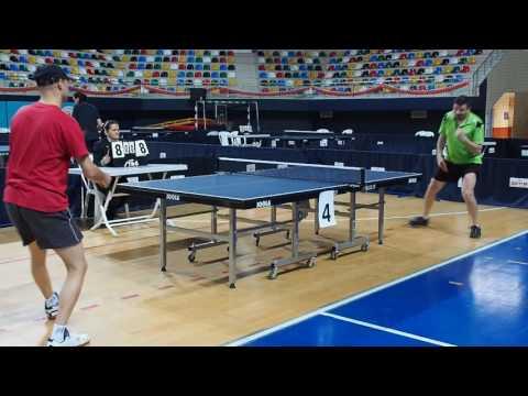 Kocaeli MasaTenisi Bireysel Turnuva Finali 2017 Set 1