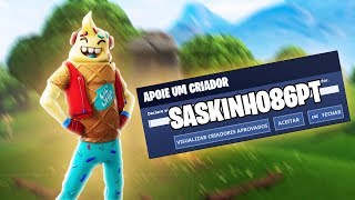 FORTNITE EN/BR-TOWARDS THE STARS-NEW SKIN