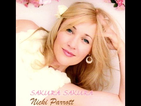 Nicki Parrott - Cherry Pink and Apple Blossom White