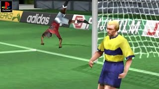 Fifa 99 - Gameplay PSX / PS1 / PS One / HD 720P (Epsxe)