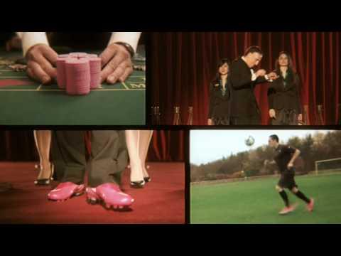 experimental Inaccesible diseñador  Nike Mercurial Vapor Rosa - Franck Ribery - Pink Panther - YouTube