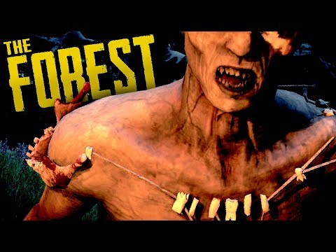 The Forest - THE HORROR SURVIVAL GAME OF NIGHTMARES IS BACK! - Hard Mode - The Forest Gameplay 0.65
