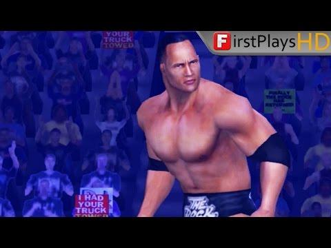 WWF Raw (2002) - PC Gameplay / Win 10