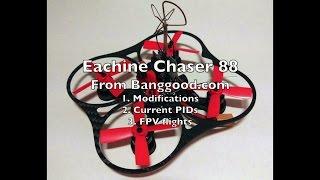 Eachine Chaser 88 ARF - Updates - Part 2/2