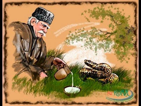 Qızıl ilan - Azərbaycan xalq nağılı