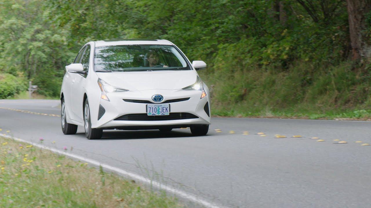 2016 Toyota Prius Three Review AutoNation
