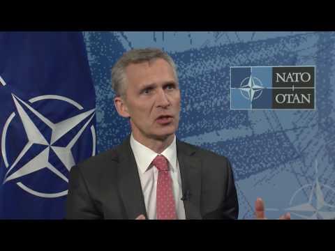 NATO Secretary General interview with Russia24, 24 APR 2017