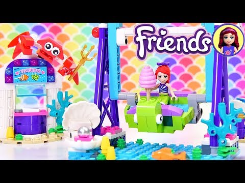 Lego Friends Underwater Loop Speed Build - Summer Sets Kids Toys