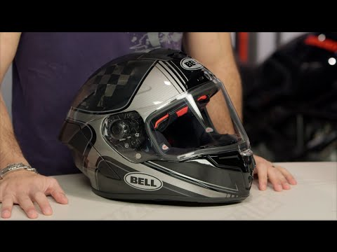 e8e20ee2 Bell Pro Star Helmet Review at RevZilla.com - YouTube