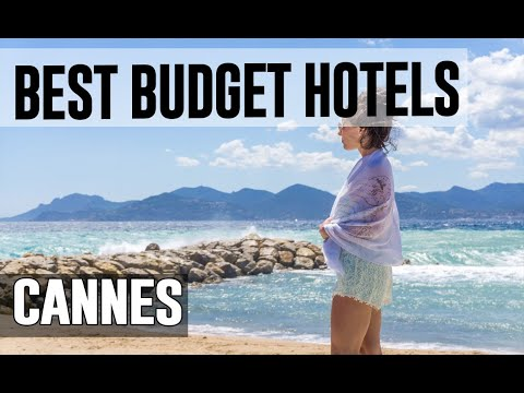 Cheap And Best Budget Hotel In Cannes, France