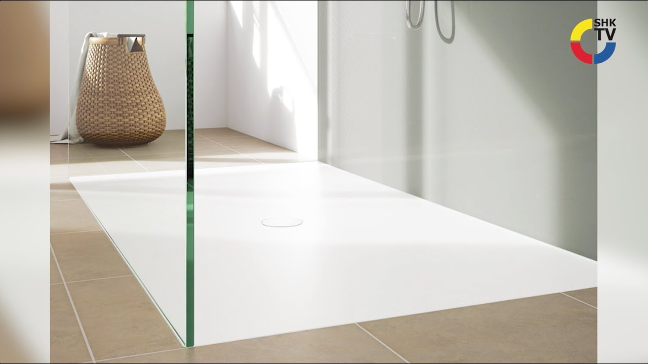 Bodenebene Dusche kaldewei bodenebene duschen