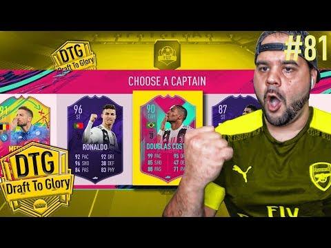OMG 90 FUT BIRTHDAY DOUGLAS COSTA! #81 - FIFA 19 ULTIMATE TEAM DRAFT
