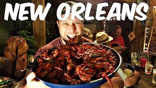 Furious World Tour | New Orleans - 50lbs of Crawfish, World