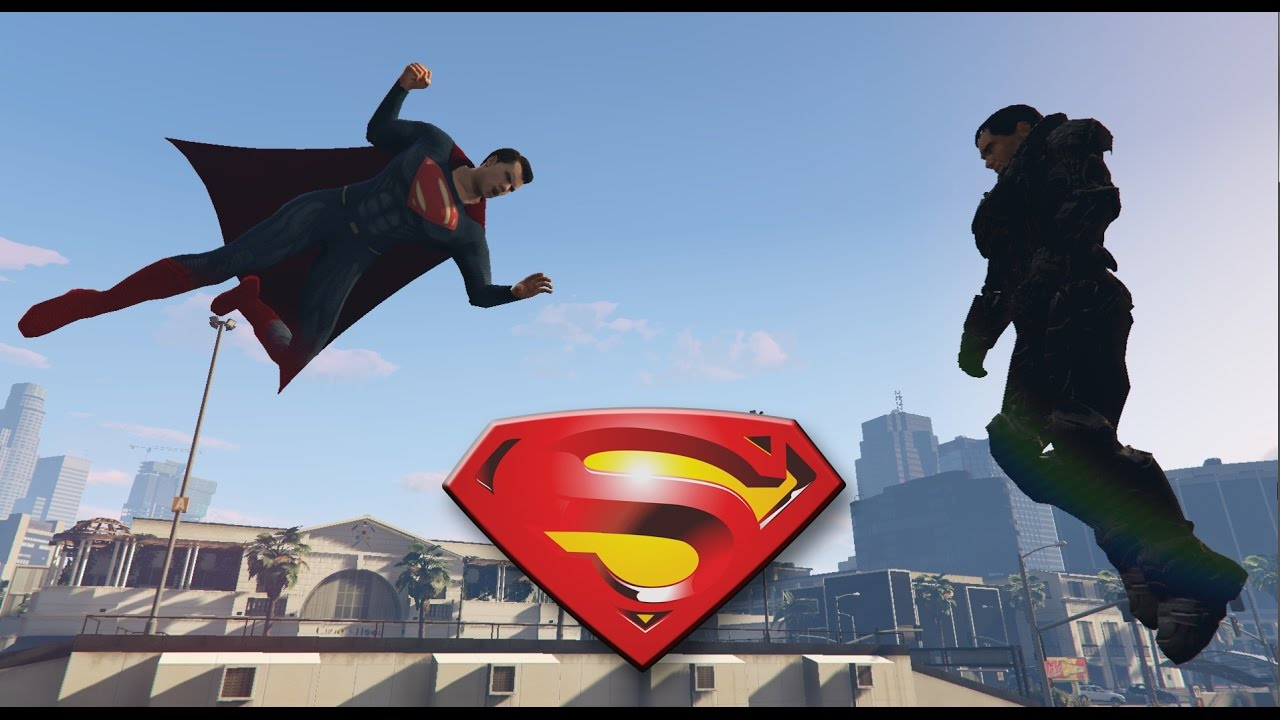 Top GTA 5 Superhero Mods by JulioNIB - KeenGamer