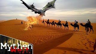 9 mysteriöse Drachen Sichtungen auf Kamera!