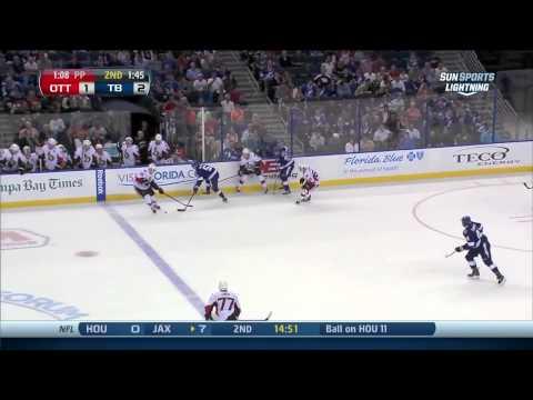 Ottawa Senators vs  Tampa Bay Lightning 05.12.2013