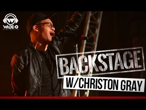 Christon Gray Clears All 'School of Roses' Misconceptions | Wade-O Radio Backstage