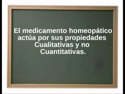 Elaboración de Medicamentos Homeopáticos - Farm. Néstor Brizuela
